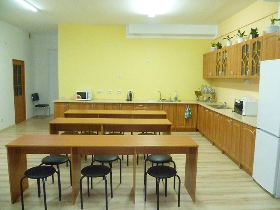 кухня1Хостел Vitan