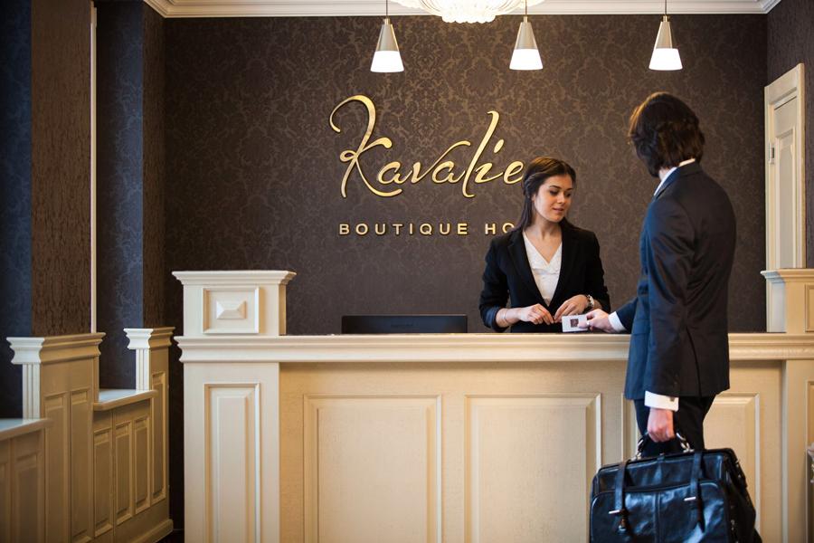 140Kavalier Boutique Hotel