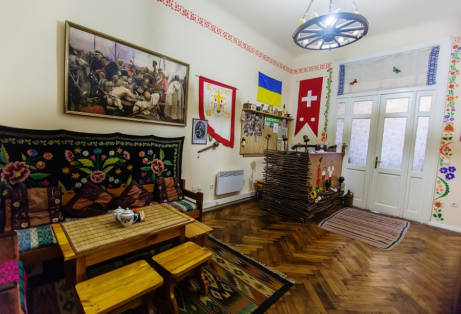 188Cossacks Hostel