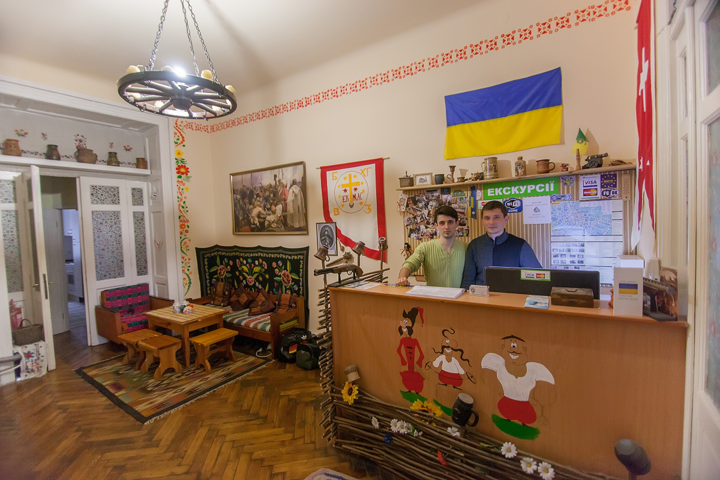 250Cossacks Hostel