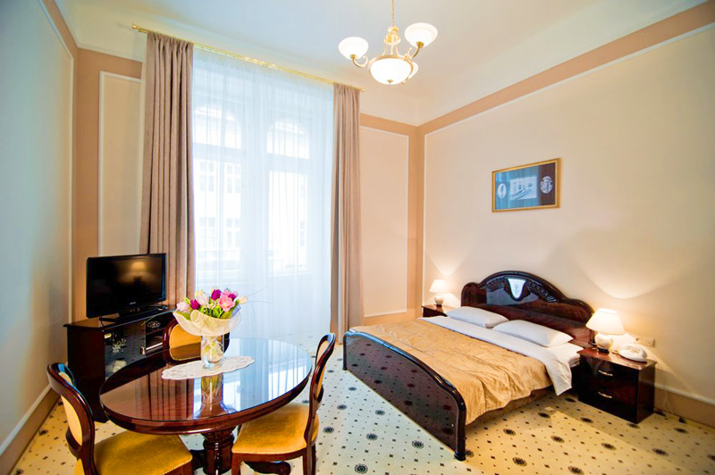 George Hotel junior suiteОтель Жорж