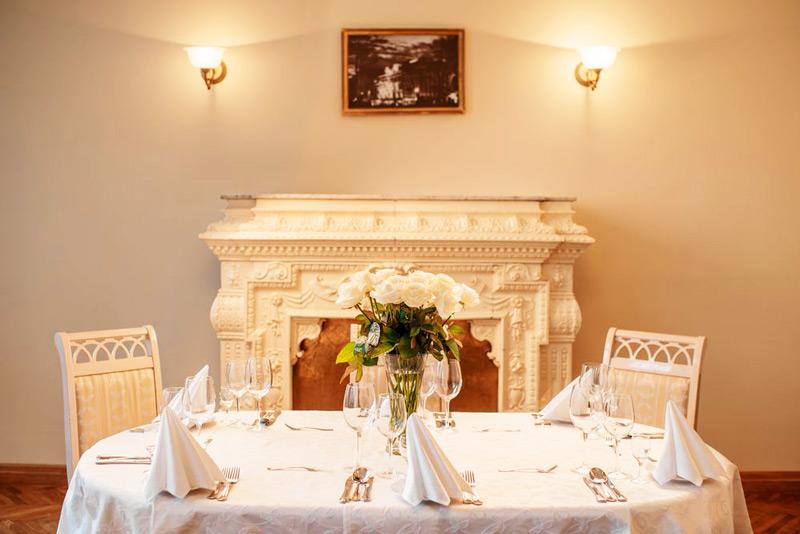 George Hotel restaurant 2Отель Жорж