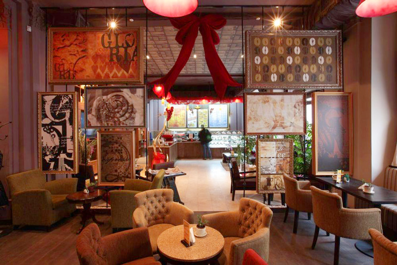 George Hotel restaurantОтель Жорж