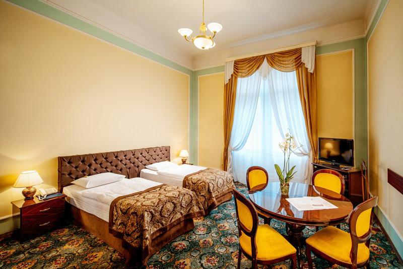 George Hotel standard 1Отель Жорж