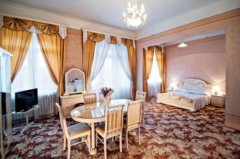 George Hotel suite 1Отель Жорж