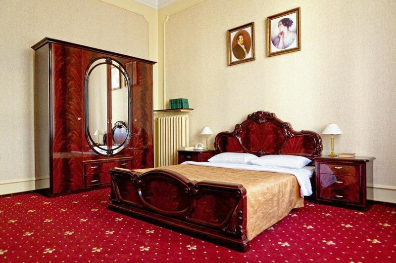 George Hotel thematic suite balzakОтель Жорж