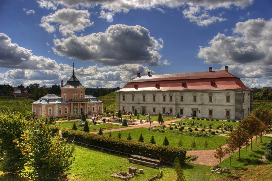 Zolochevsky CastleЭкскурсии по Львову
