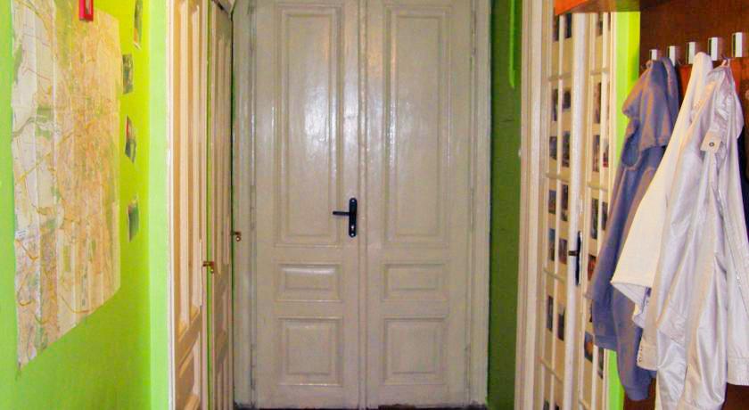 cats house hostel 3Хостел Кошкин дом