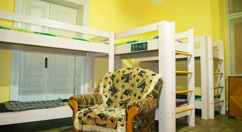 cats house hostel bedroom 2Хостел Кошкин дом