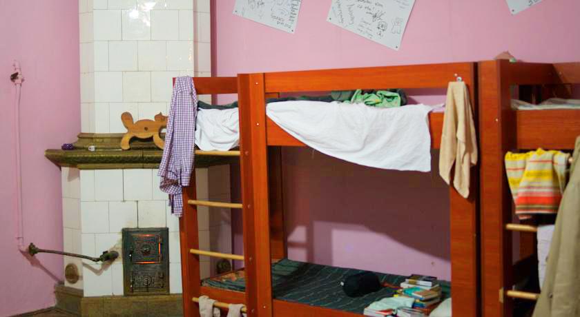 cats house hostel bedroom 4Хостел Кошкин дом
