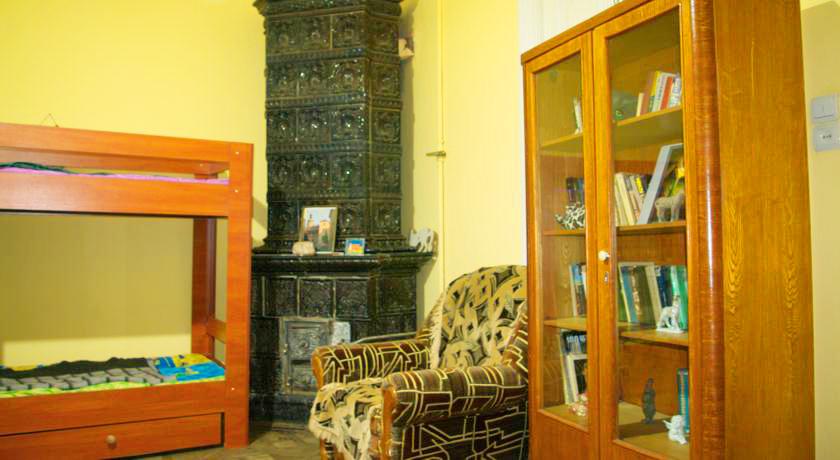 cats house hostel bedroom 5Хостел Кошкин дом