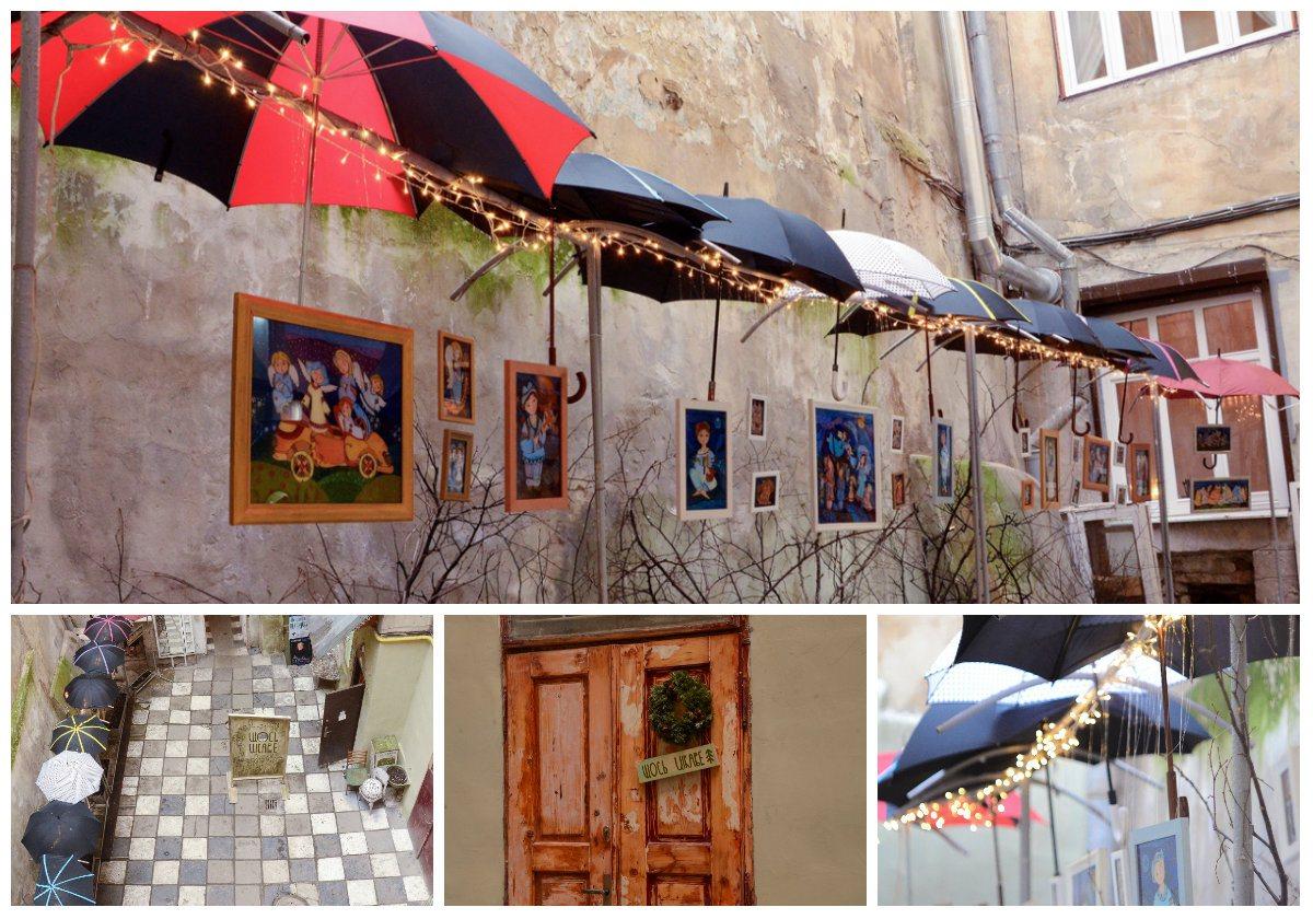 collage57Музеи, галереи Львова