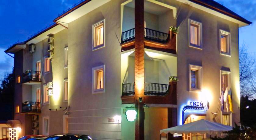 eney hotel lviv 1Отель Эней