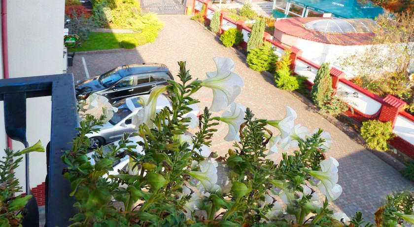 eney hotel lviv 3Отель Эней