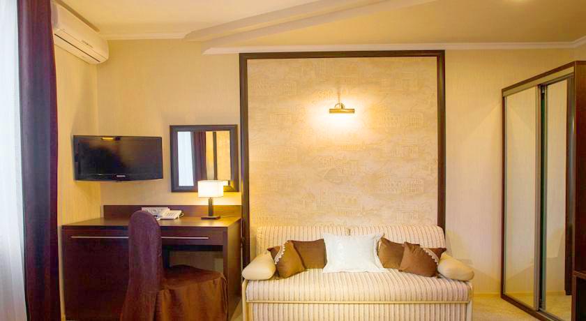 eney hotel lviv suite 2Отель Эней
