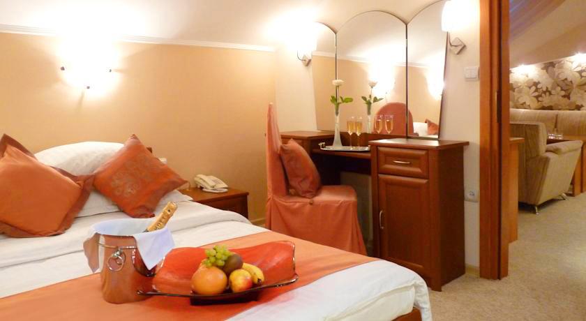 eney hotel lviv suite 4Отель Эней