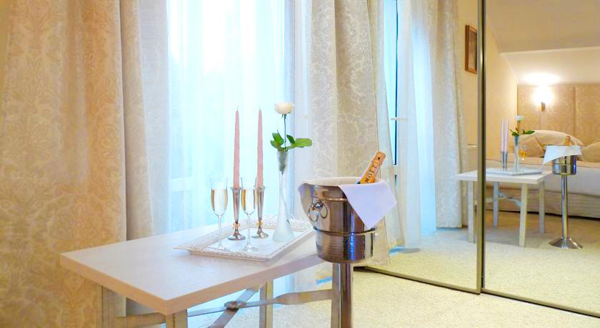 eney hotel lviv suite 5Отель Эней