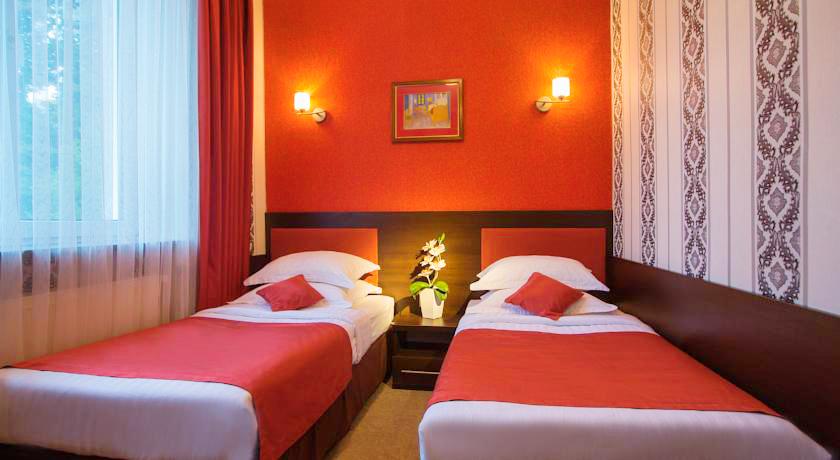 eney hotel lviv suite twinОтель Эней