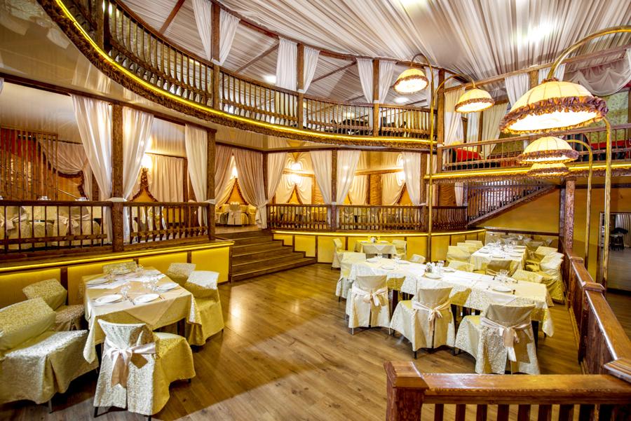 galaktika hotel restaurant 4Отель Галактика