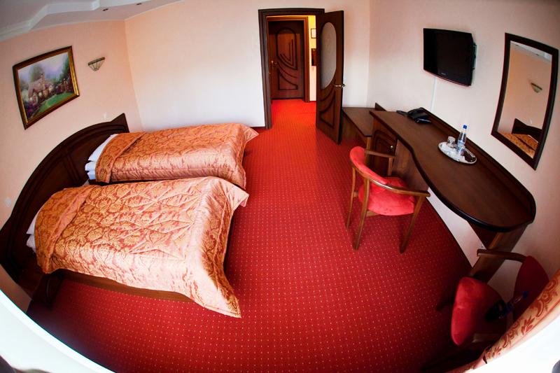 hotel edem twin standart suite 1Гостиница Эдем