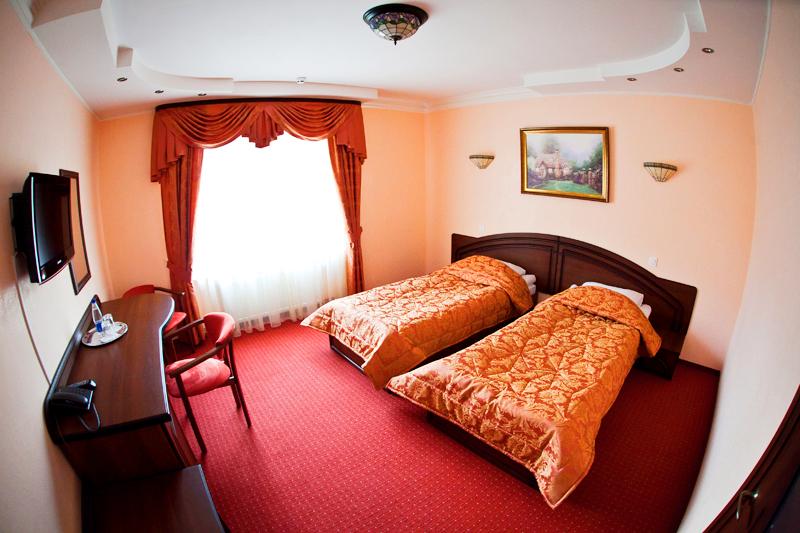 hotel edem twin standart suiteГостиница Эдем