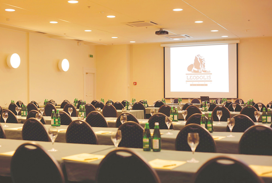 leopolis hotel conference hall 1Отель Леополис
