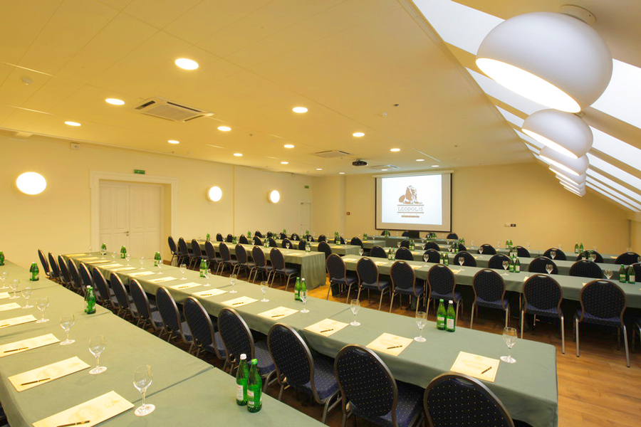 leopolis hotel conference hall 2Отель Леополис