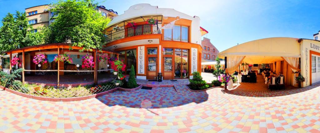 leotel hotel lviv front 1024x426Отель Леотель