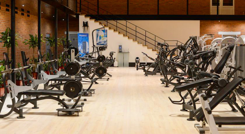 lh hotels spa gym 1Гостиница LH Hotel & SPA