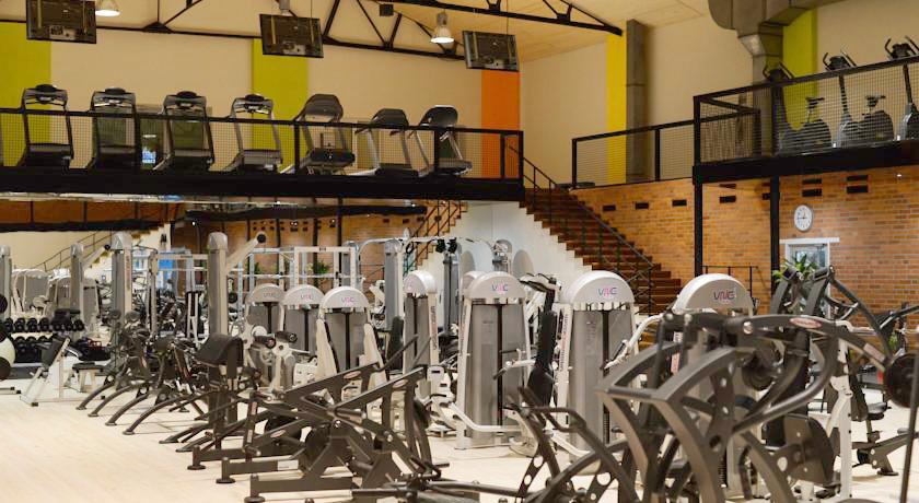 lh hotels spa gym 2Гостиница LH Hotel & SPA