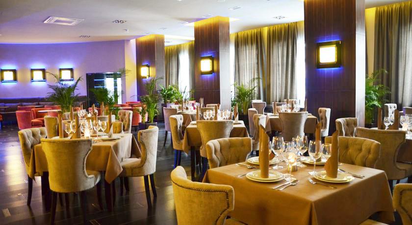 lh hotels spa restaurant 1Гостиница LH Hotel & SPA