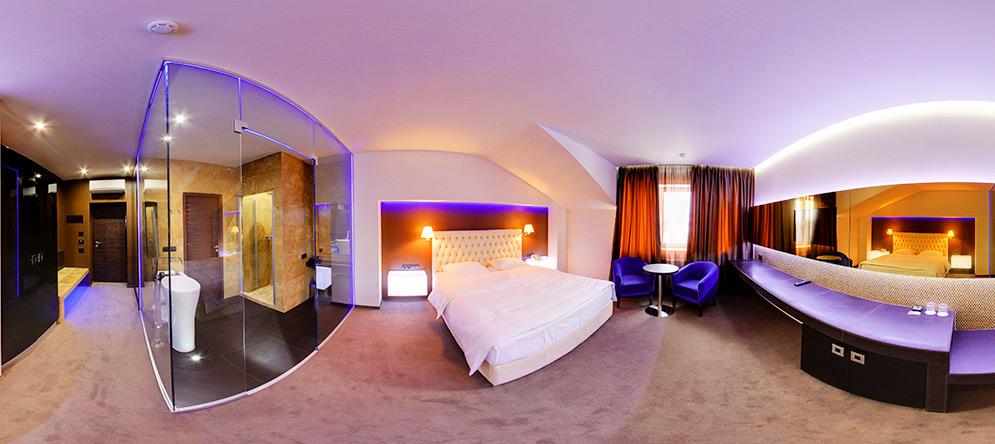 lh hotels spa standart suite 2Гостиница LH Hotel & SPA