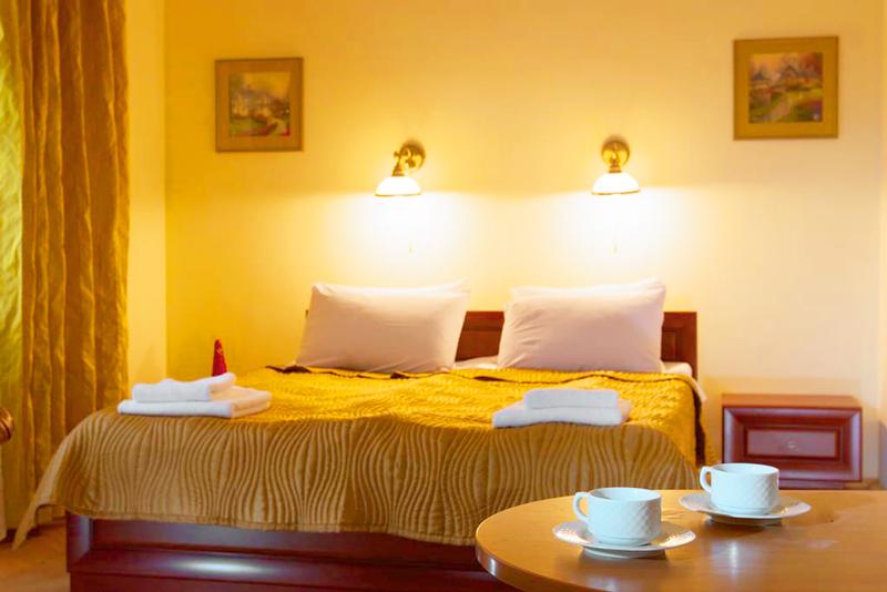 lion castle hotel austrian suite standart 2Гостиница Замок Льва