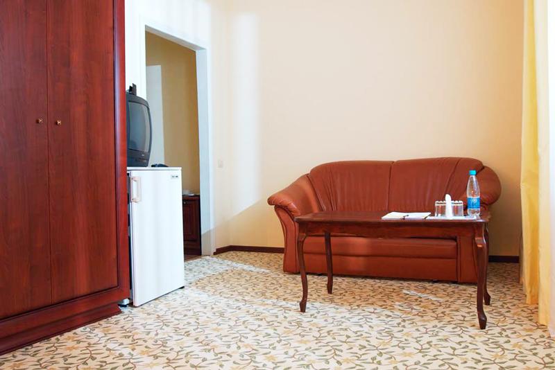 lion castle hotel austrian suite standart 4Гостиница Замок Льва