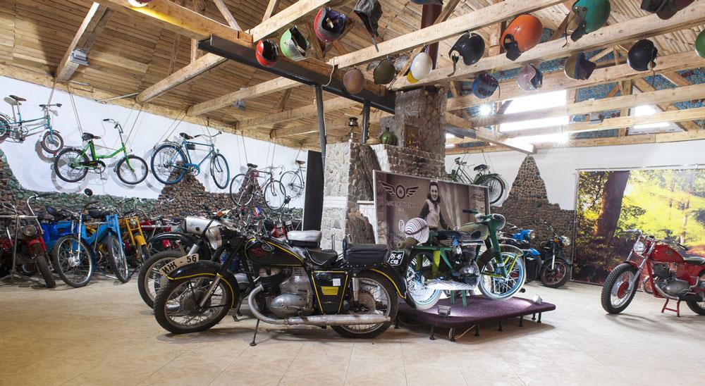 motoМузеи, галереи Львова