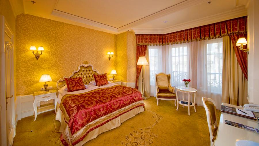 noblis hotel Standard Superior suite 2Отель Nobilis