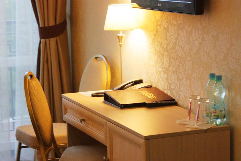 nota bene hotel double room 3Отель Нота Бене