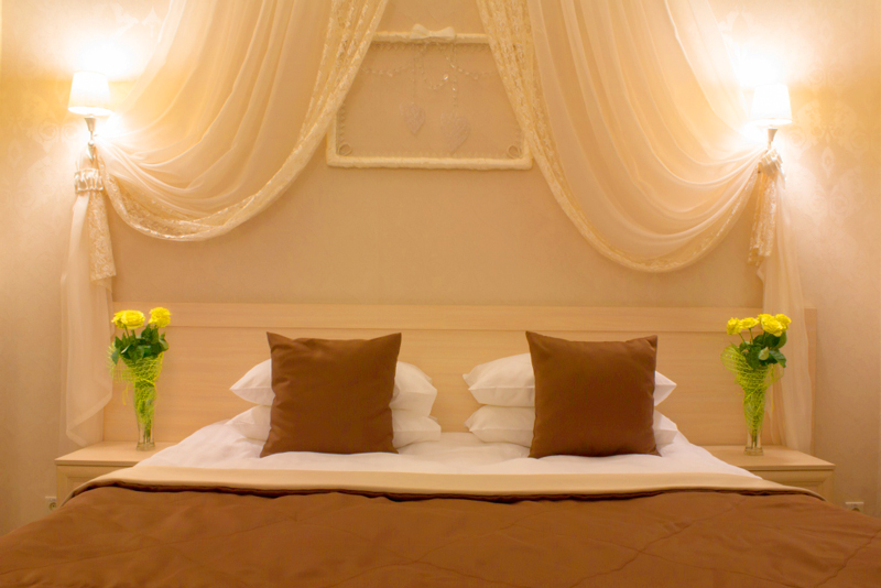 nota bene hotel junior suite bedroom 4Отель Нота Бене