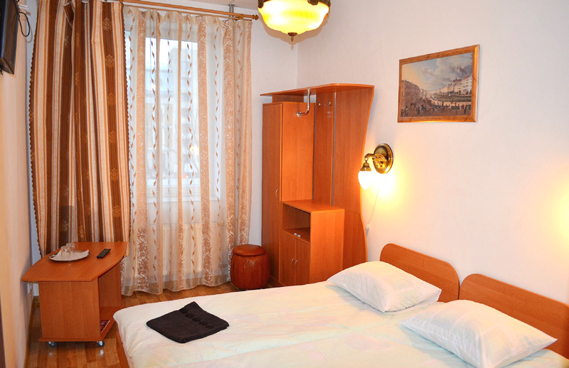 plazma hotel lviv standart double 1Отель Плазма