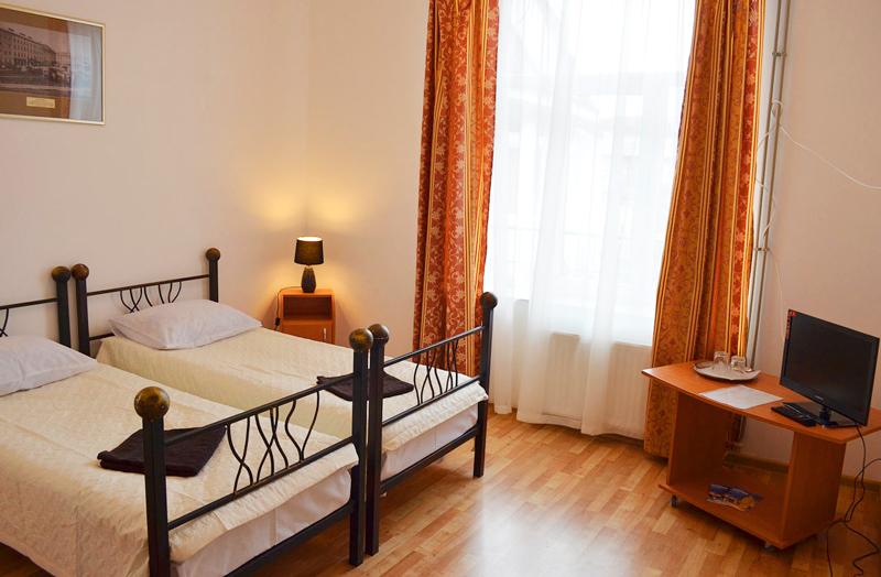 plazma hotel lviv standart double 2Отель Плазма
