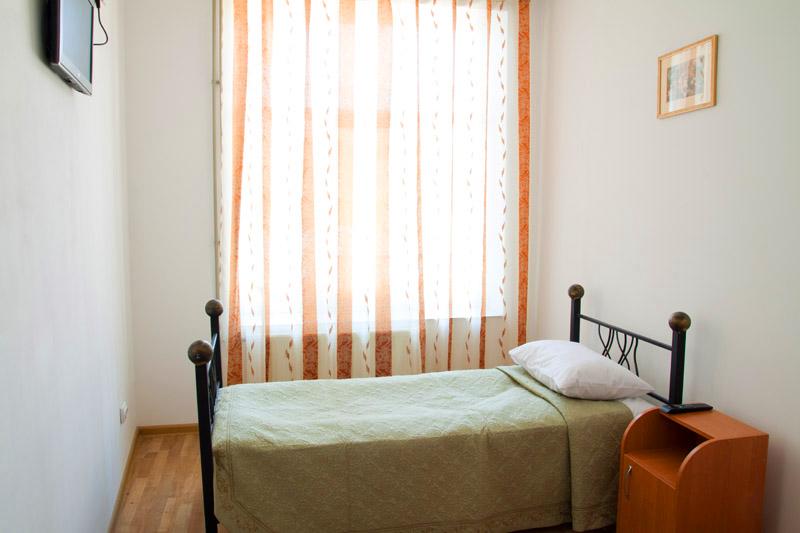 plazma hotel lviv standart single 2Отель Плазма
