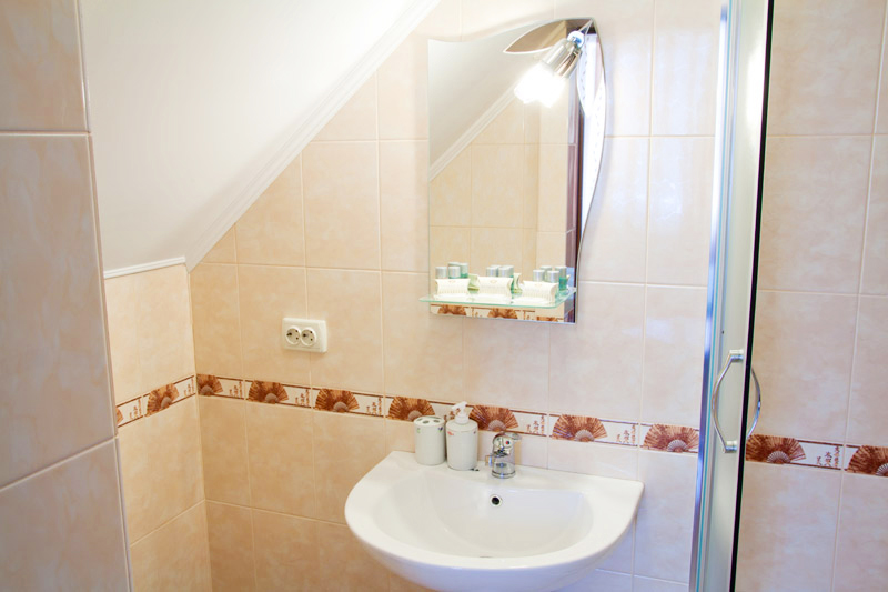 plazma hotel lviv standart single bathroomОтель Плазма