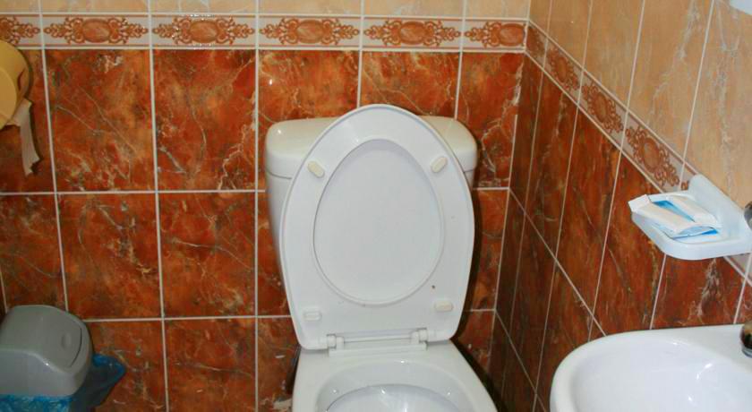 rusalka hotel bathroomРусалка