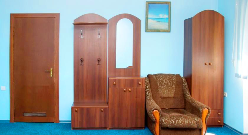 rusalka hotel room 4Русалка