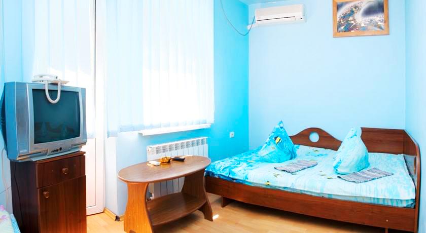 rusalka hotel roomРусалка