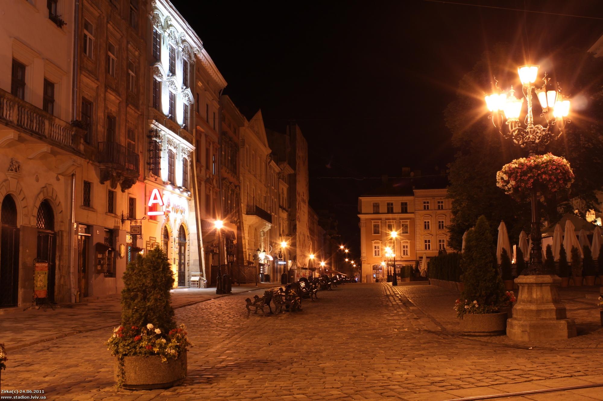 super night lviv 10Экскурсии по Львову