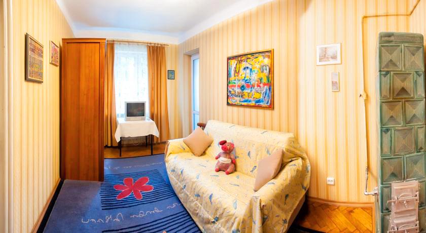 swiss apartments room 1Апартаменты Swiss
