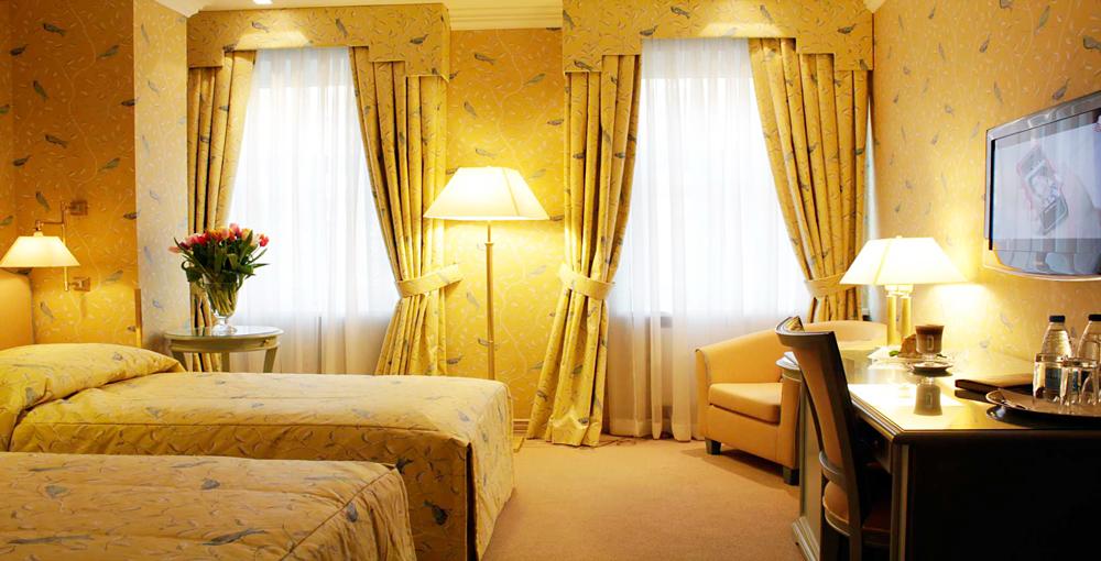 swiss hotel standart twin suite 2Отель Швейцарский